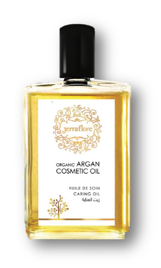 Huile d'Argan Jerraflore, made in Morocco, en vente chez Dar D'art Le Collectif