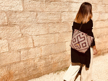 Bag Kilim Kariaa, made in Morocco, en vente chez Dar D'art Le Collectif
