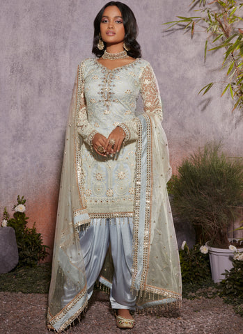 Punjabi Dress Latest Suit Clothing Designs Lashkaraa
