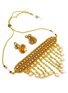 Sonakshi Choker Necklace Set