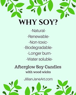 Why Soy? A Clean Alternative to Paraffin