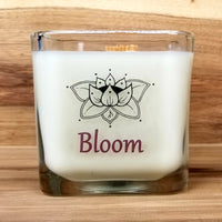 Wooden Wick Soy Candle - Bloom