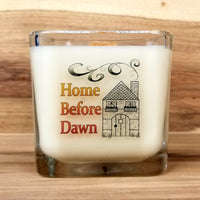 Wooden Wick Soy Candle - Home Before Dawn