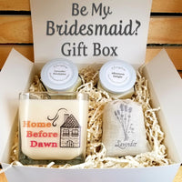 Be My Bridesmaid? Deluxe Gift Box- Meditation