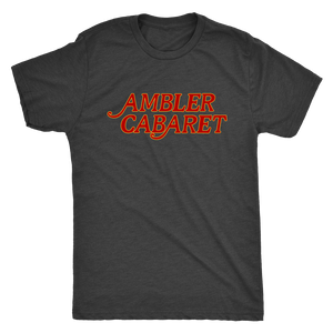 Ambler Cabaret Throwback Men's T-Shirt