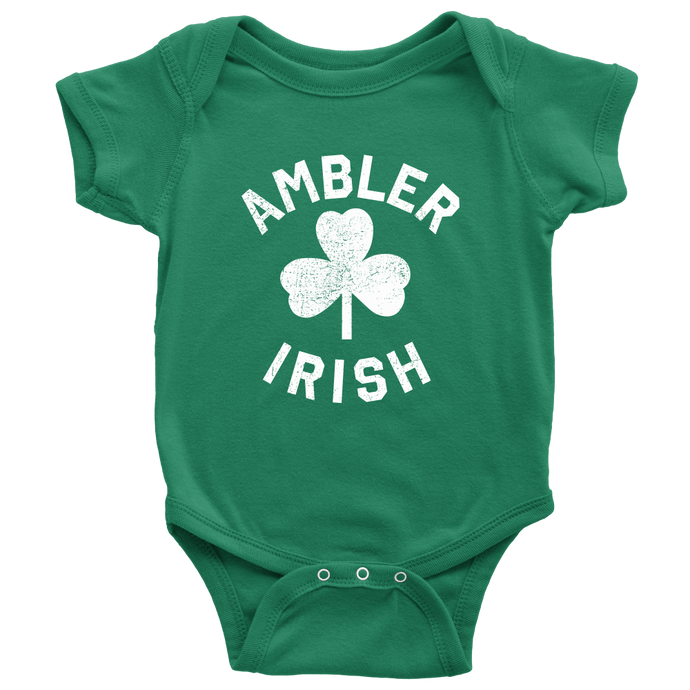 Ambler Irish Onesie