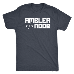 Is Your Friend an Ambler Noob?
