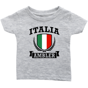 ITALIA AMBLER Infant T-Shirt