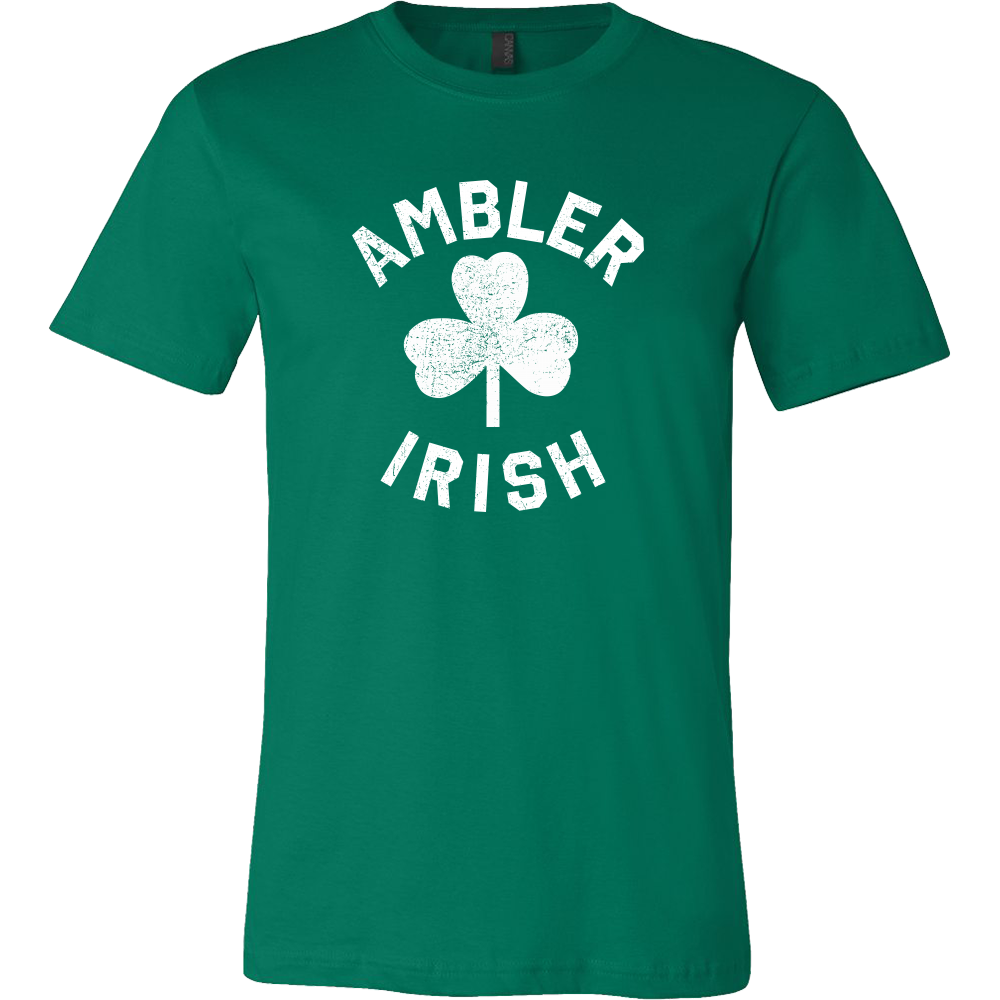 Ambler Irish Mens/Unisex T-Shirt