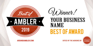 Best of Ambler Winner 3'x6' Banner