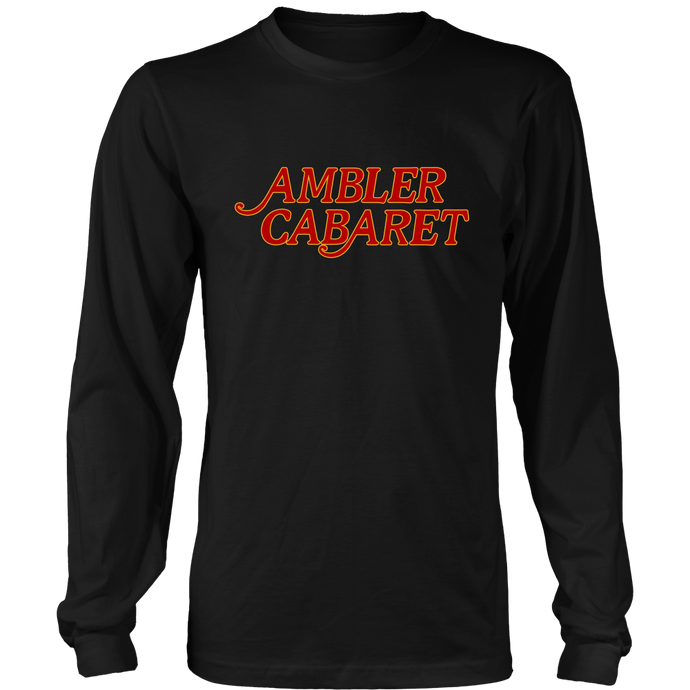 Ambler Cabaret Throwback Long Sleeve Shirt