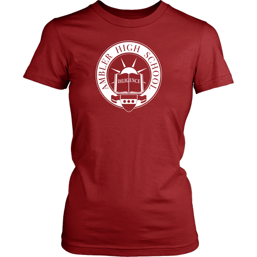 Ambler High School Womens T-Shirt
