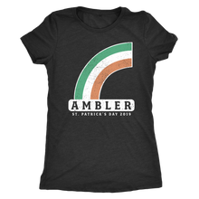 Ambler St. Patricks Day 2019 Womens Triblend T-Shirt