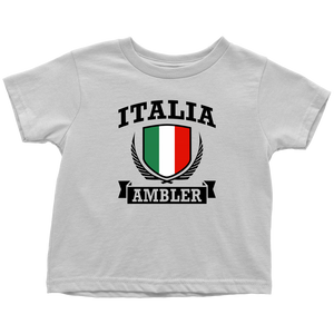 ITALIA AMBLER Toddler T-Shirt
