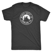 Born Into It - Ambler - Mens Triblend T-Shirt