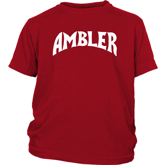 Ambler Superhero Youth T-Shirt