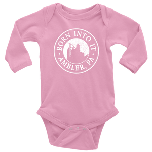 Born Into It - Ambler - Onesie