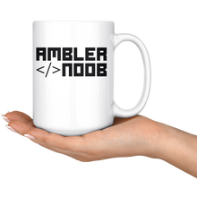 Ambler Noob Coffee Mug!
