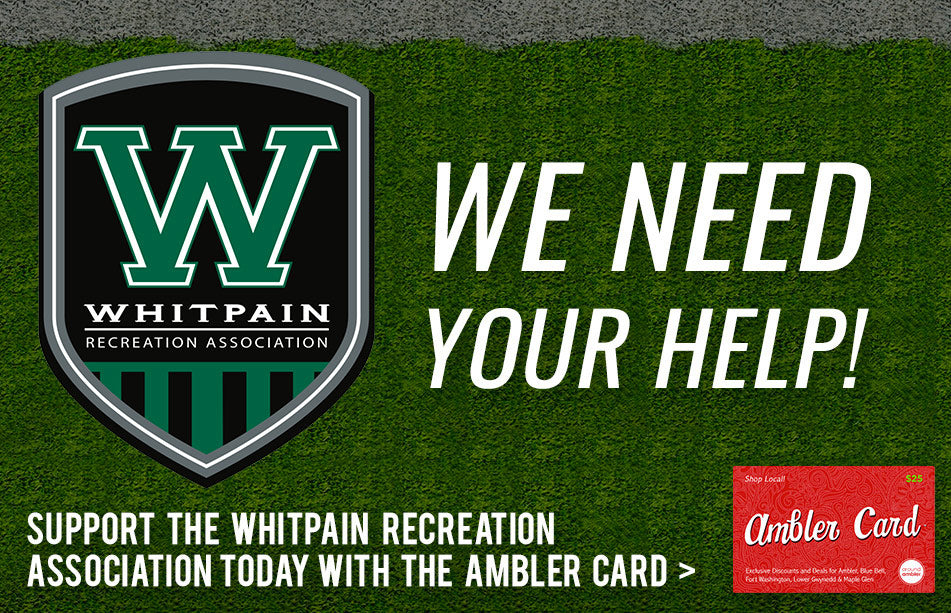 Whitpain Recreation Association (WRA) Needs Your Help!