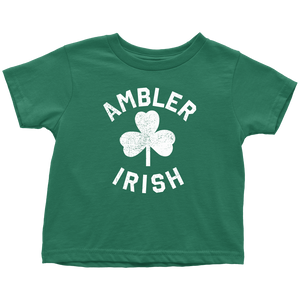 Ambler Irish Toddler T-Shirt