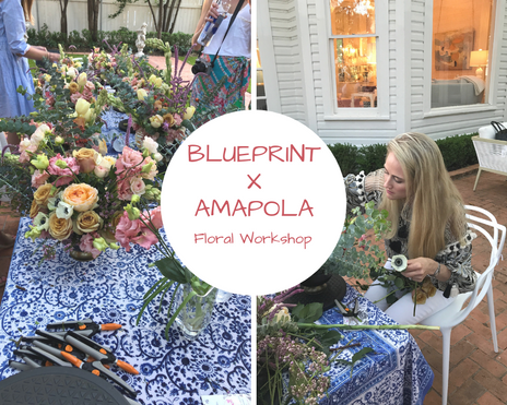BLUEPRINT dallas X AMAPOLA