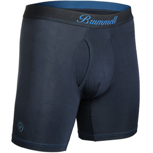 Brummell Boxer Brief – Navy