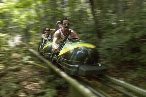 Bobsled Tour – RainforestAdventures
