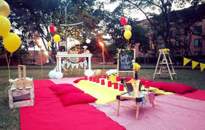 PARTY PICNIC 3 A 5 PERSONAS