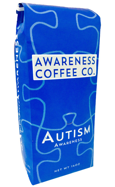 Autism Awareness Coffee Blend -Awareness Coffee Company - Charitable Coffee