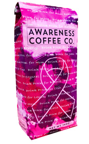 Breast Cancer Coffee Blend - Awareness Coffee Company - Charitable Coffee