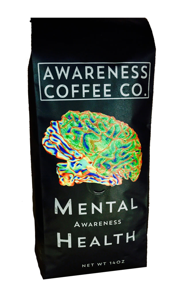 Mental Health Coffee Blend - Awareness Coffee Company - Charitable Coffee