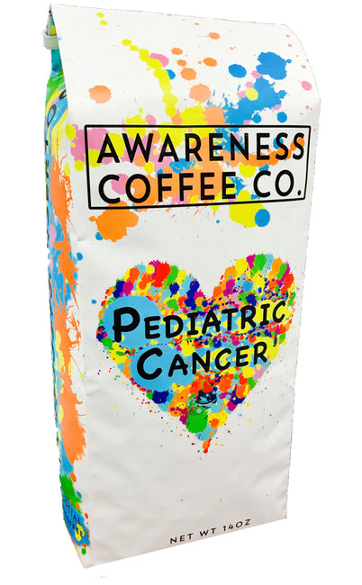 Pediatric Coffee Blend - Awareness Coffee Company - Charitable Coffee