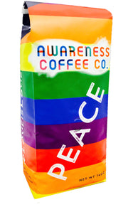 LGBTQ Coffee Blend - Awareness Coffee Company - Charitable Coffee