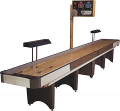 Coin-Operated Shuffleboard Table for Sale