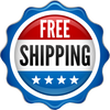 Free Shipping for 7 Foot Shuffleboard Tables
