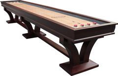 Kids And Guests 12u0027 Playcraft Shuffleboard Table For Sale