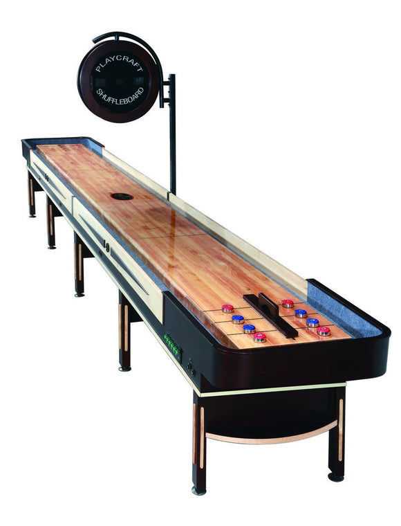 Playcraft 22' Telluride Pro-Style Shuffleboard Table (PRE ORDER NOW FOR MID-JULY DELIVERY)