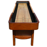 Hathaway 9' Merlot Shuffleboard Table