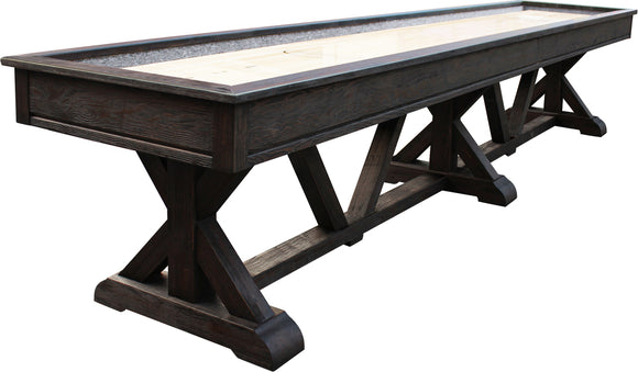 Playcraft 12' Brazos River Shuffleboard Table