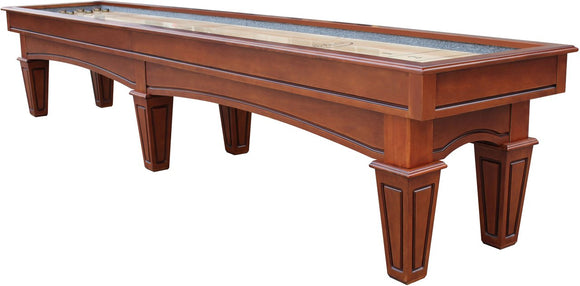 Playcraft 16' St. Lawrence Pro-Style Shuffleboard Table