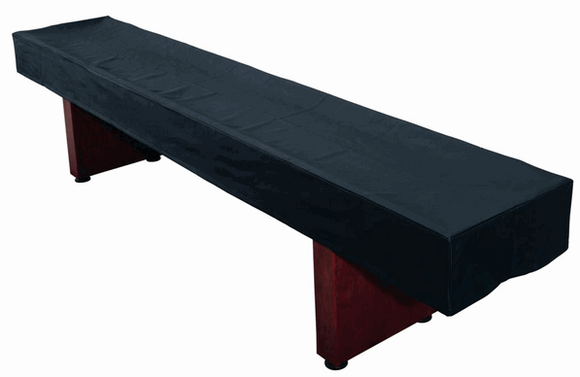 Playcraft Deluxe Black Shuffleboard Cover for Home Recreation Shuffleboard Tables