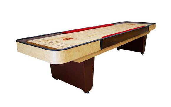 Venture 12' Classic Cushion Shuffleboard Table