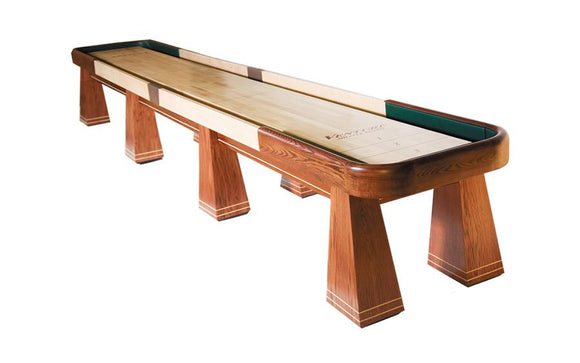 Venture 12' Saratoga Shuffleboard Table