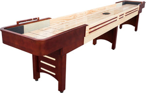 Playcraft 12' Coventry Shuffleboard Table