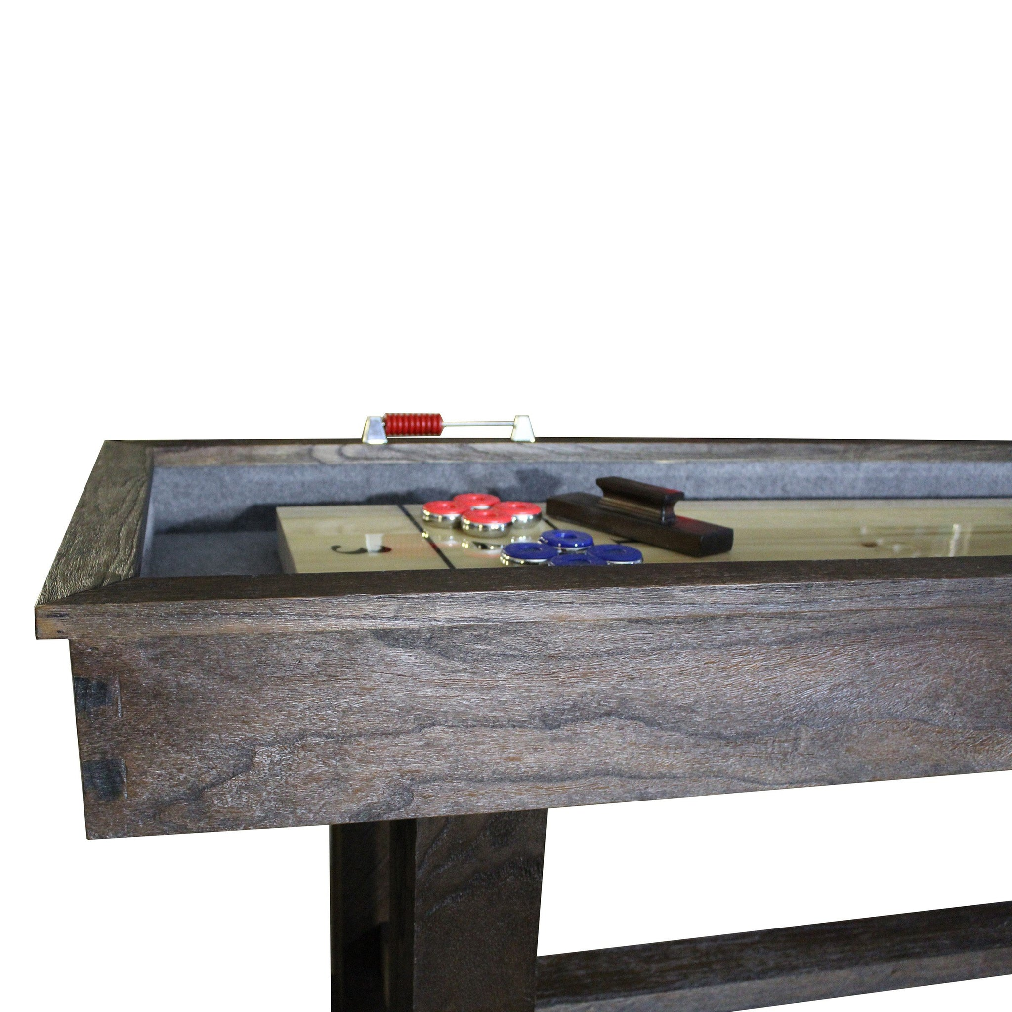 tables table game shuffleboard modern hardware him room gift new for coffee of restoration furniture