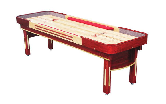 Venture 9' Grand Deluxe Bankshot Shuffleboard Table