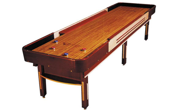 Venture 12' Grand Deluxe Cushion Shuffleboard Table
