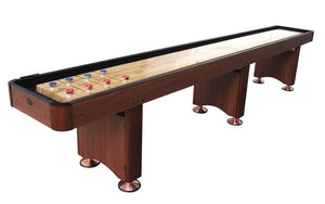 Playcraft 16' Woodbridge Shuffleboard Table