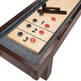Hathaway 9' Austin Shuffleboard Table