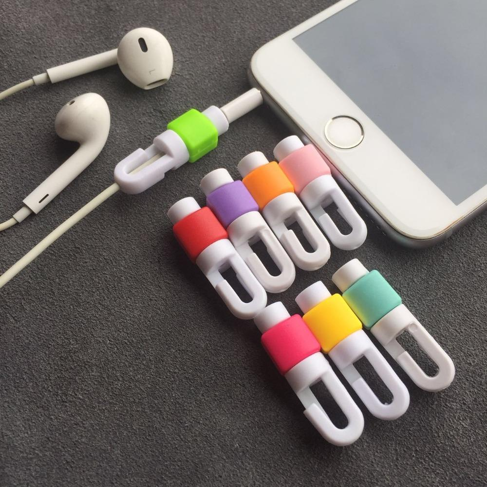 Cable Protector For Earpods, Cord Protector